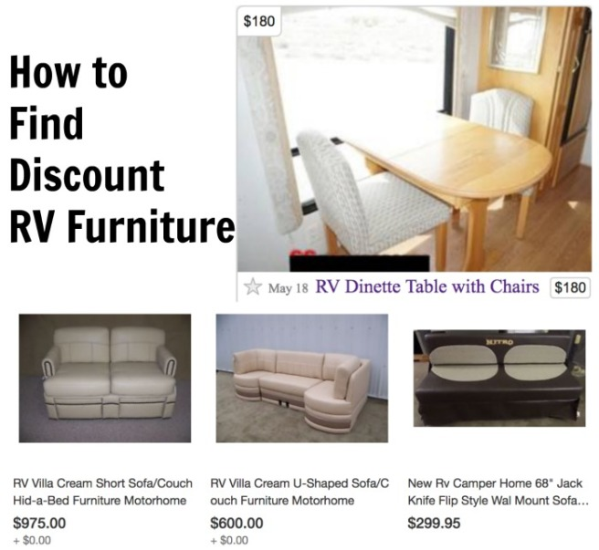 rv furniture discount